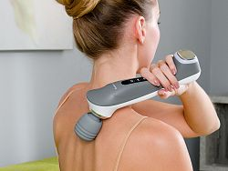 Bezkáblový masážny ručný prístroj Pro 3v1