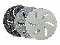 Náhradné hlavice k elektrickému pilníku, 3 ks