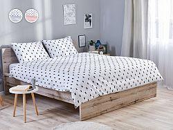 Posteľné obliečky Dormeo Sleep&Inspire, 200x200 cm, broskyňová