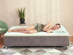 Vrchný matrac Dormeo Aloe Vera Orthocell 4+1, 90x190 cm